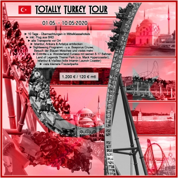 2020 - Totally Turkey